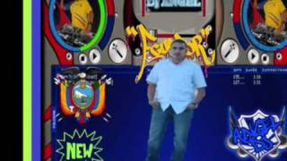 ANGEL DJ EL PAPA DE LAS MEZCLAS CAMBIANDO DE RITMO