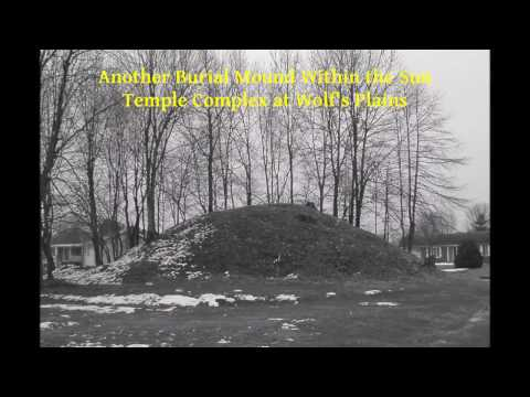 A Tour of Athens County Ohio's Nephilim Giants and Burial Mounds