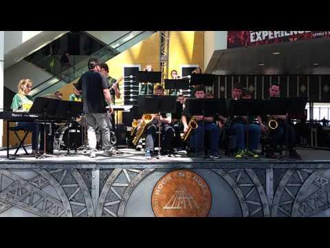 2014 Spring Trip - McNicholas Jazz/Rock Orchestra - Yesterday