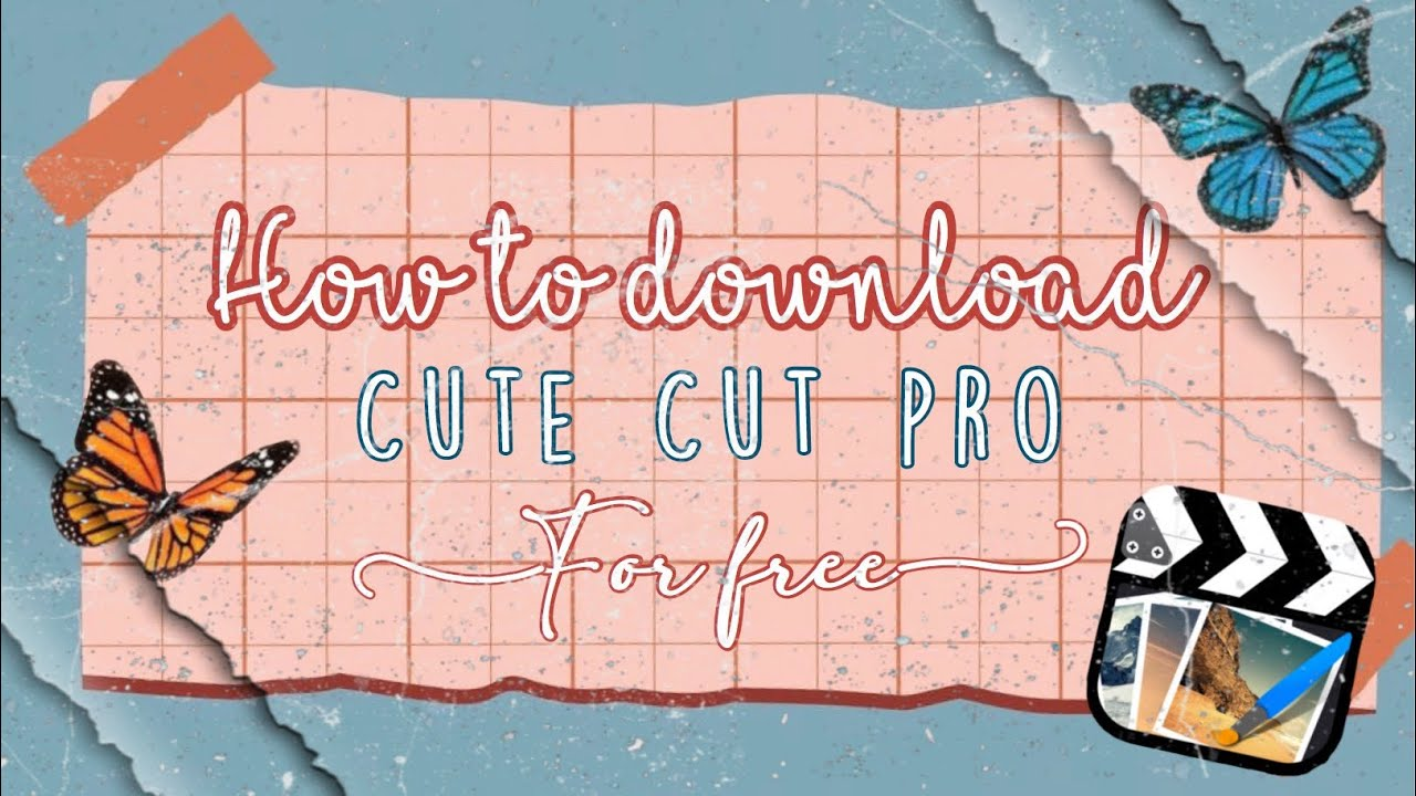 How to Download Cute Cut Pro (2019 UPDATED)+ Paid apps for Free!!!
