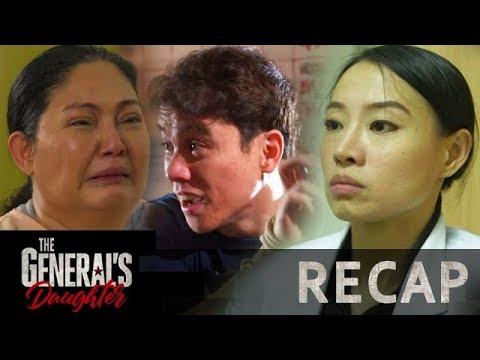 Cuatro kidnaps Elai   The General's Daughter Recap