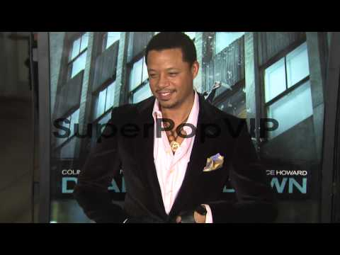 Terrence Howard at Dead Man Down Los Angeles Premiere 2/2...