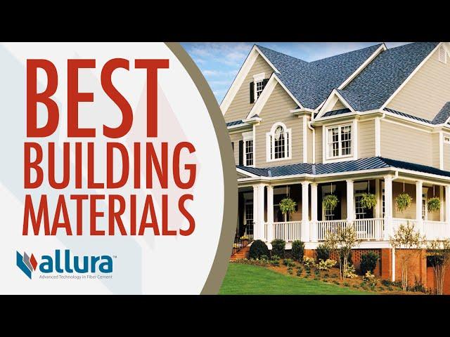 Building Material Alternatives  - Allura USA