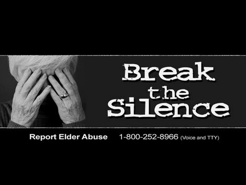 Elder Abuse: The Crime of the Twenty-First Century?  - Research on Aging