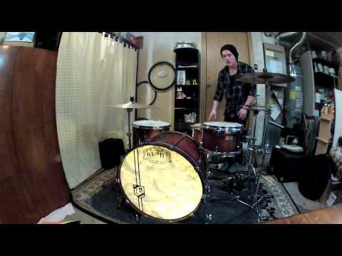 Kumu Custom Drum Set Tour and Jam