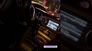 Araba Snapleri / Mercedes l'e Gece Gezmeler