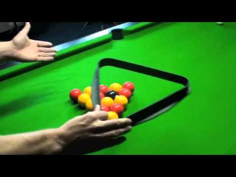 How To Play Pool With Gareth Potts The Break