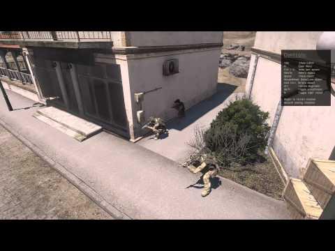 Arma 3 - Legion Tactical - MOUT Training Session
