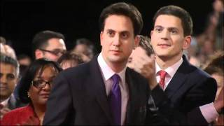 Ed Miliband beats David to Labour leadership