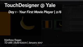Day 1 - Your First Movie Player 2/6