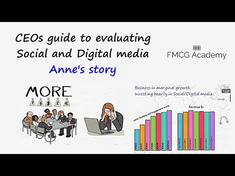 CEOs simple guide to evaluating digital & social media vehicles