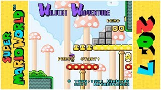 Waluigi Wadventure (D)