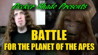 Video Battle for the Planet of the Apes Review by Decker Shado download MP3, 3GP, MP4, WEBM, AVI, FLV Oktober 2017