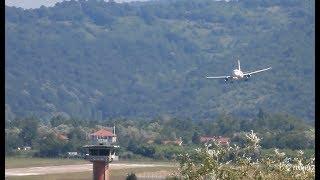 Türk Hava Yolları pilotları için Zonguldak Havalimanı'na İniş Reçetesi Bu Videoda!