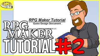 Using a Game Design Document | BenderWaffles Teaches - RPG Maker Tutorial HOW TO #2