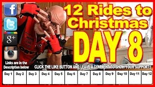 12 Rides to Christmas - Day 8 - Awesome Ride! Comments, Riders POV (Point of View)