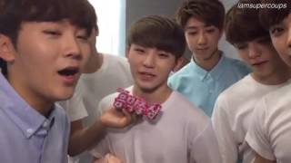 [160528] SEVENTEEN - MBC Show! Music Core Periscope Broadcast