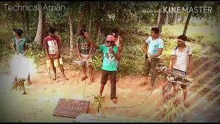Jaydeb Er Malate -ft. Arpan (funny video 2018) Full HD youtube trending
