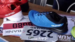 The Sense Range of Trail Running Shoes