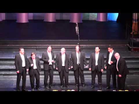 Albert Hammond: I'm a train   -   Octuor Vocal de Sion, Switzerland