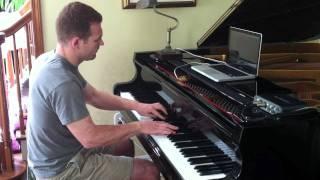 Nuvole Bianche - Real Grand Piano vs. Digital Grand Piano