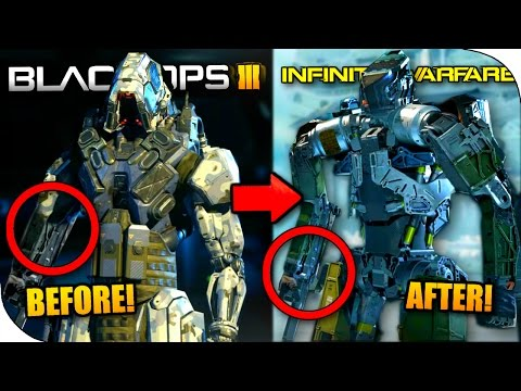 THEY ACTUALLY STOLE THIS FROM BLACK OPS 3! TOP 5 INFINITE WARFARE FEATURES INSPIRED BY BLACK OPS 3!! |