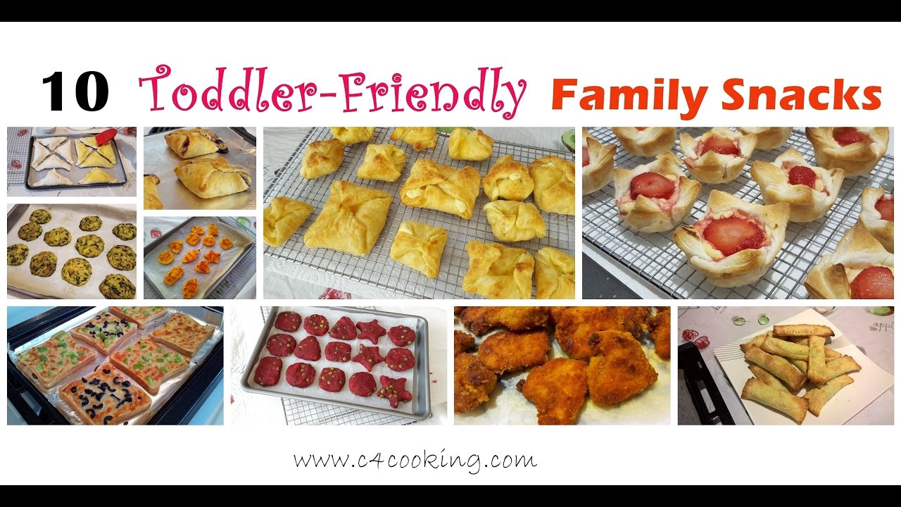 healthy recipes for toddlers 12-18 months