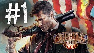 Bioshock Infinite Part 1 ー Welcome to Columbia (PS3)