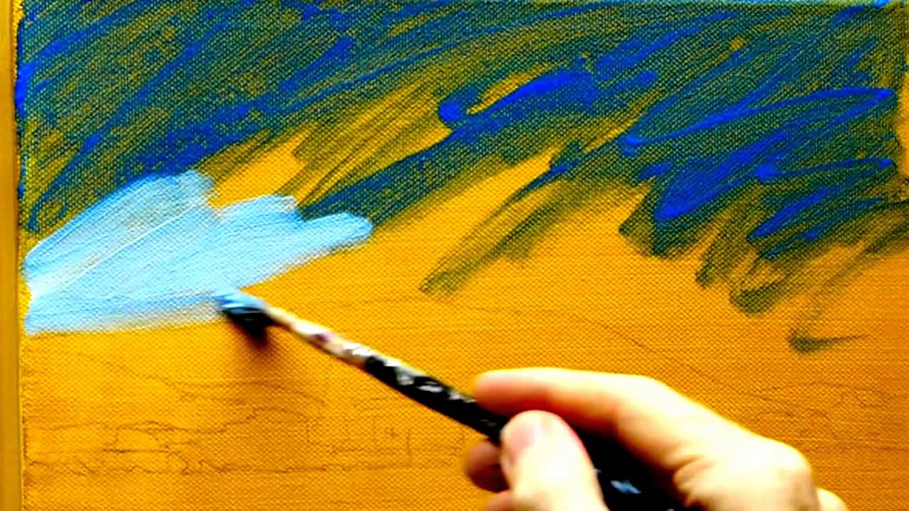 Paint Tutorial || How to paint like Monet: Lessons on ...