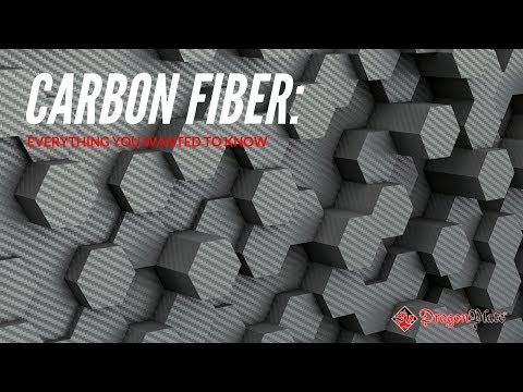 Carbon Fiber: Everything You Wanted to Know