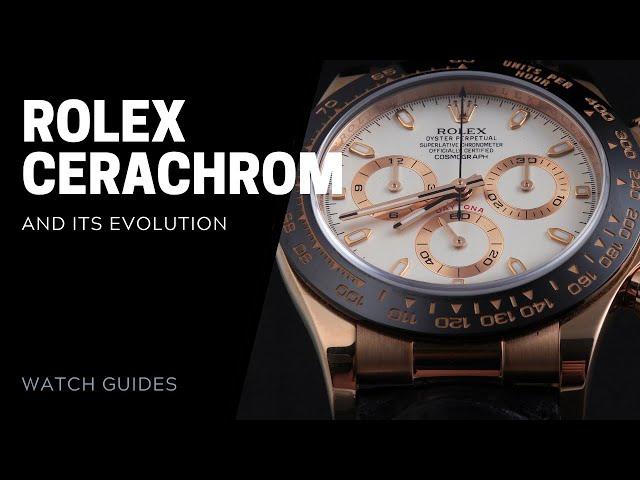 Rolex Cerachrom Bezel History | SwissWatchExpo
