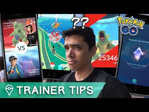 MASSIVE NEW POKÉMON GO UPDATE EXPLAINED  - GYMS, RAIDS, + MO