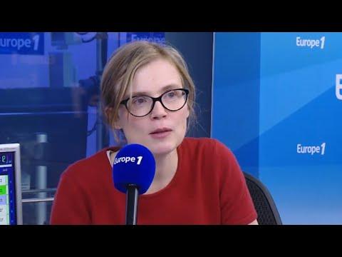 """Isabelle Carré : """"Garde alternée"""", """"un film où les femmes ne se laissent pas faire"""""""