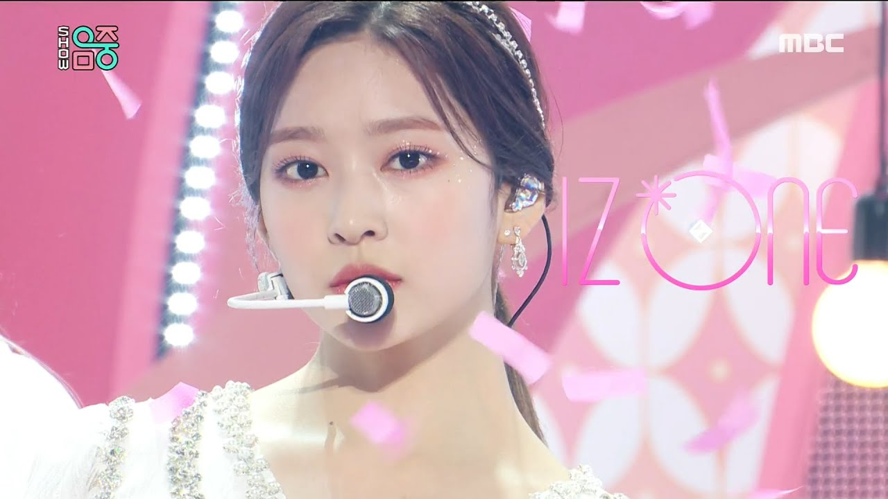 Izone Secret Story Of The Swanㅣ아이즈원 환상동화 Show Music Core Ep 683 Youtube