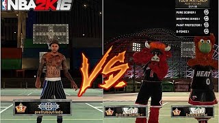 Prettyboyfredo Vs TWO MYPARK LEGEND 5'S!! | MyPark game of the year ! (Must Watch) NBA 2K16