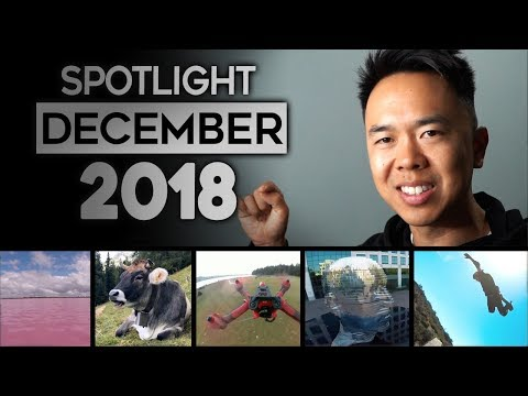 Community Spotlight! December 2018