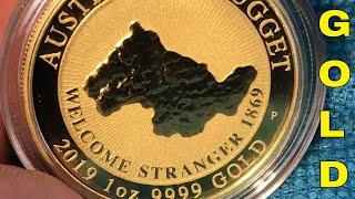 Welcome To Another Ounce Of Gold, Stranger!