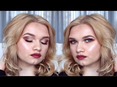 Glitter Crease Make Up Tutorial by Irmabeauty