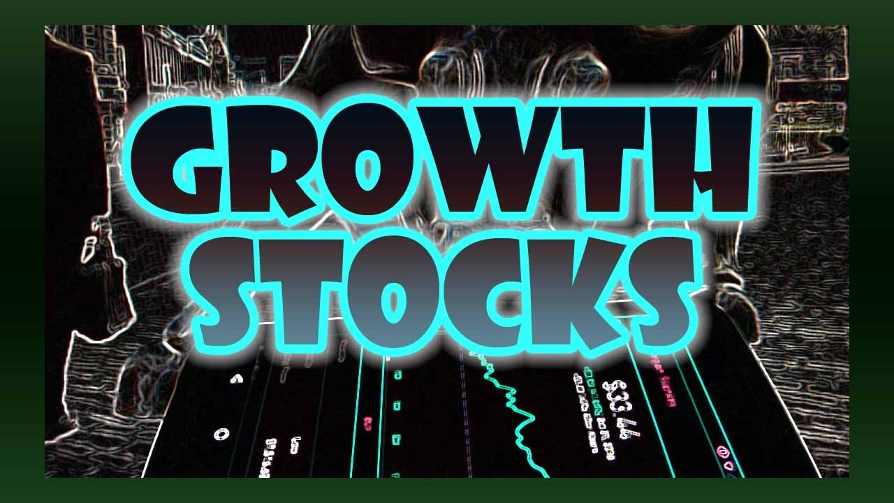 Best GROWTH STOCKS to BUY and HOLD Forever!   Learn to ...