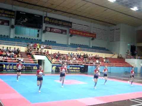 [HKPD] Nhảy aerobic bài quy định