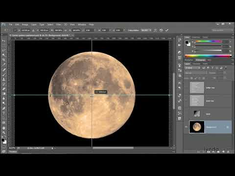 Two Ways To Create Center Guides In Photoshop | Photoshop | Lynda.com