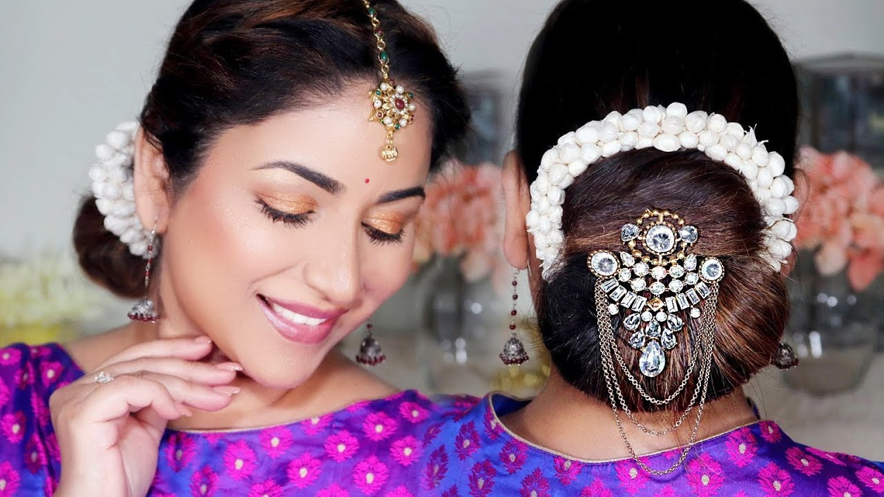 14 Easy Wedding Hairstyles That Are Easy Enough To Do On Your Own Vogue India