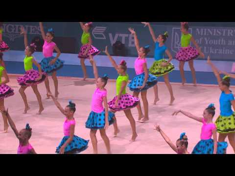 Gala - 2013 Rhythmic Gymnastics World Championships - We are Gymnastics!