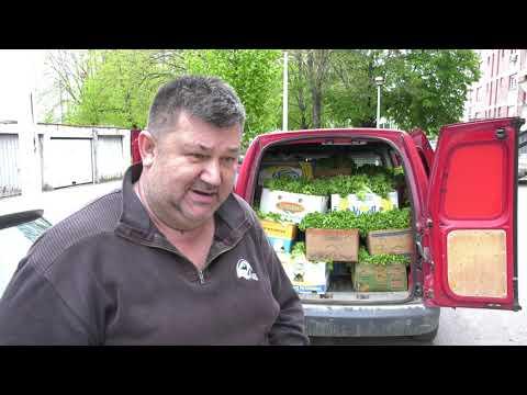 RTV HB: Filip Krvavac poklanja Čapljincima zelenu salatu