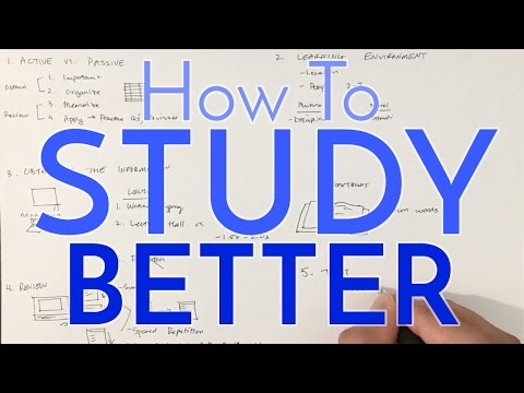Pre-Med Study Strategies - What I Wish I Knew in College