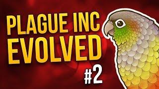 Plague Inc: Evolved - BIRD FLU FOR BEGINNERS - (Plague Inc. Evolved Wheatley Virus) - #2