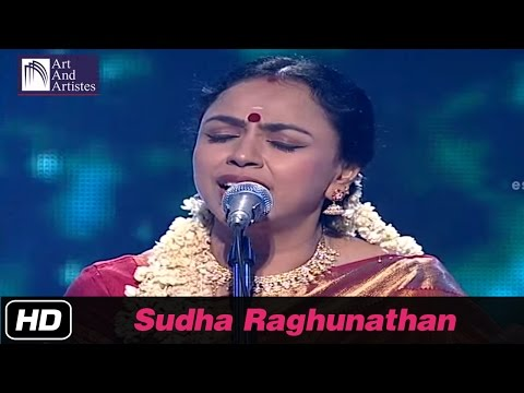 Sudha Raghunathan Songs | Jagadodharana | Carnatic Classical Music | Idea Jalsa | Art and Artistes