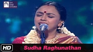 Jagadodharana | Sudha Raghunathan Songs | Carnatic Classical Music | Idea Jalsa | Art and Artistes