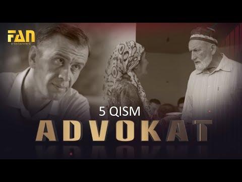 Advokat Seriali (5 Qism) | Адвокат сериали (5 қисм)