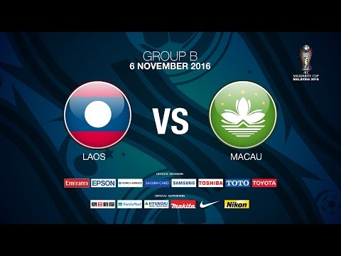#AFC SOLIDARITY CUP Group A Day 2 Laos v Macau - News Report